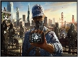 Watch Dogs 2, Smartphone, DedSec, Miasto